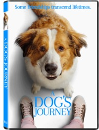 A Dog's Journey (DVD) - Cover