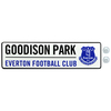 Everton - 3D Window Hanging Sign
