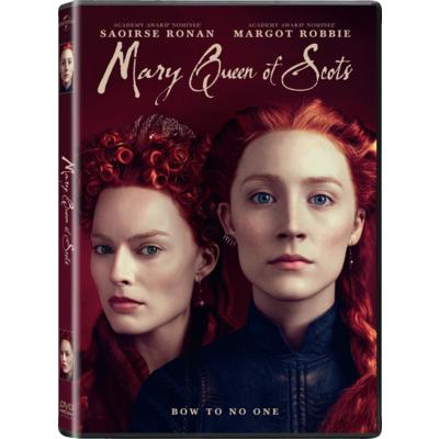 Mary Queen of Scots (2018) (DVD)