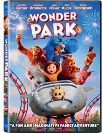 Wonder Park (DVD) - Cover