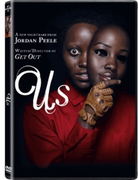 Us (DVD) - Cover