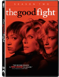 The Good Fight - Season 2 (DVD) - Cover