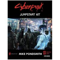 Cyberpunk Red - Jumpstart Kit (Role Playing Game)