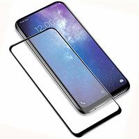 SCIMIN - [2 Packs] vivo NEX S Screen Protector, vivo NEX Special Edition Full Coverage Screen Guard, Tempered Glass HD Clear Screen Protector for 6.59'' vivo NEX S (Special Edition) (Wireless Phone Accessory) - Cover