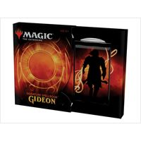 Magic: The Gathering - Signature Spellbook - Gideon (Trading Card Game) - Cover