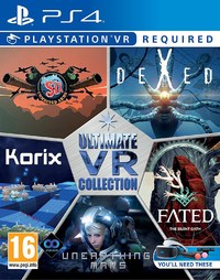 Ultimate VR Collection (PS4) - Cover