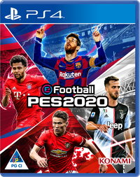 PES eFootball 2020 (PS4)