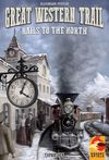 Great Western Trail - Rails of the North Expansion (Board Game)