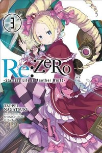 Re:Zero Starting Life in Another World - Tappei Nagatsuki (Paperback) - Cover