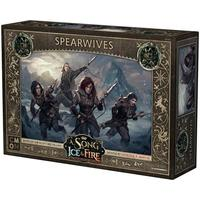 A Song of Ice & Fire: Tabletop Miniatures Game - Spearwives (Miniatures)