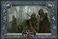 A Song of Ice & Fire: Tabletop Miniatures Game - Crannogman Trackers (Miniatures) - Cover