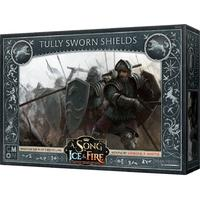 A Song of Ice & Fire: Tabletop Miniatures Game - Tully Sworn Shields (Miniatures)