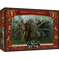 A Song of Ice & Fire: Tabletop Miniatures Game - Lannister Heroes II (Miniatures)