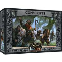 A Song of Ice & Fire: Tabletop Miniatures Game - Conscripts (Miniatures)