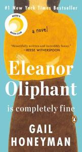 Eleanor Oliphant Is Completely Fine - Gail Honeyman (Paperback) - Cover