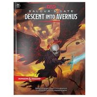 Dungeons & Dragons - Baldur's Gate: Descent Into Avernus (Role Playing Game)