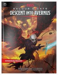 Dungeons & Dragons - Baldur's Gate: Descent Into Avernus (Role Playing Game) - Cover