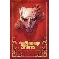 These Savage Shores 1 - Ram V. (Paperback)