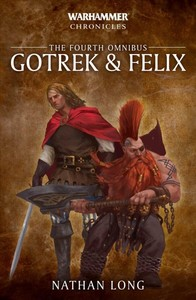 Gotrek and Felix - David Guymer (Paperback) - Cover