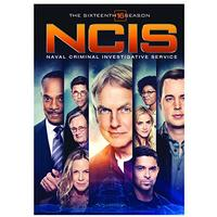NCIS: Sixteenth Season (Region 1 DVD)