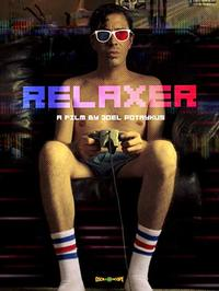 Relaxer (Region A Blu-ray) - Cover