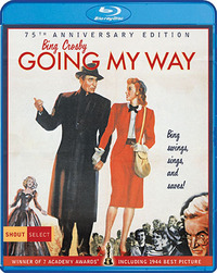 Going My Way (Region A Blu-ray) - Cover