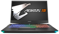 Aorus 15 i7-9750H  16GB RAM 512GB SSD nVidia GeForce GTX 1660Ti 144Hz 15.6 Inch FHD Gaming Notebook