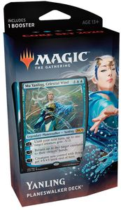 Magic: The Gathering - Core Set 2020 Planeswalker Deck - Yanling (Trading Card Game) - Cover