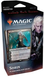 Magic: The Gathering - Core Set 2020 Planeswalker Deck - Sorin (Trading Card Game) - Cover