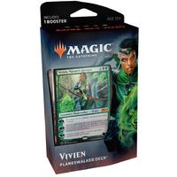 Magic: The Gathering - Core Set 2020 Planeswalker Deck - Vivien (Trading Card Game)