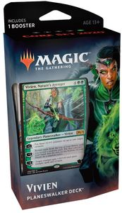 Magic: The Gathering - Core Set 2020 Planeswalker Deck - Vivien (Trading Card Game) - Cover