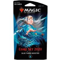 Magic: The Gathering - Core Set 2020 Theme Booster - Blue (Trading Card Game)