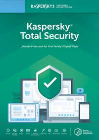 Kaspersky Total Security 1 Device 1 Year