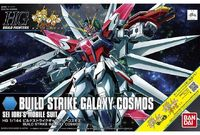 Bandai Hobby - Gundam Build Fighters - Build Strike Galaxy Cosmos (Plastic Model Kit) - Cover