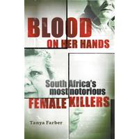 Blood On Her Hands - Tanya Farber (Trade Paperback)