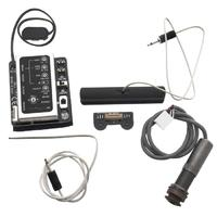 LR Baggs iMix Mixing Preamp System with iBeam Bridge Transducer Pickup - Cover
