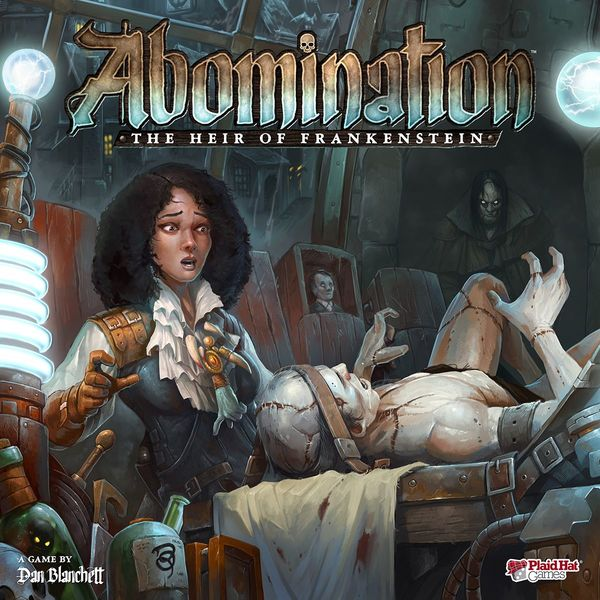 Abomination: The Heir of Frankenstein (Board Game)