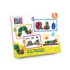 The Very Hungry Caterpillar 4-in-1 Puzzle (12+16+20+24 Pieces)