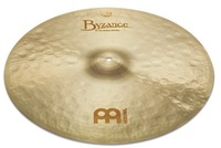 Meinl B22JMTR Byzance Jazz  Series 22 Inch Medium Thin Ride Cymbal - Cover