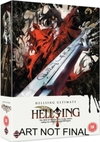 Hellsing Ultimate - Volume 1-10 Collection (DVD)