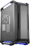 Cooler Master - C700P Cosmos Full-Tower Computer Chassis Black Edition