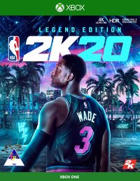 NBA 2K20 - Legend Edition (Xbox One)