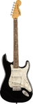Squire Classic Vibe '70s Stratocaster Electric Guitar (Black)