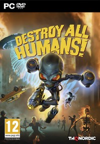 Destroy All Humans! - Remake (PC)
