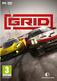 GRID (PC) - Cover