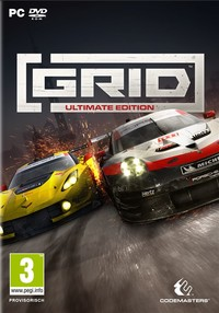 GRID - Ultimate Edition (PC) - Cover