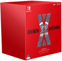 Daemon X Machina - Orbital Limited Edition (Nintendo Switch) - Cover
