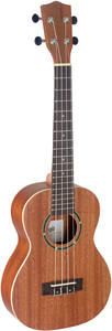 Stagg UT-30 Traditional Tenor Ukulele with Gig Bag (Natural) - Cover