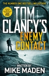Tom Clancy's Enemy Contact - Mike Maden (Trade Paperback)