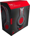Gioteck TX-30 Multi Platform Stereo Game & Go Headset - Red (Xbox One/PS4/Switch/Mobile)
